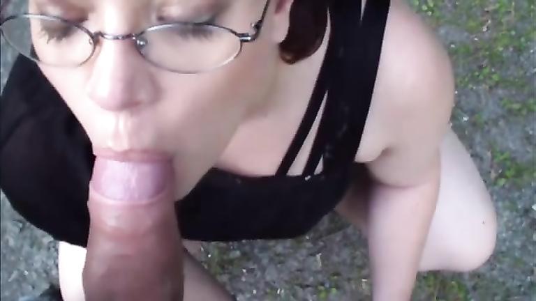 Almost Caught Sucking Dick