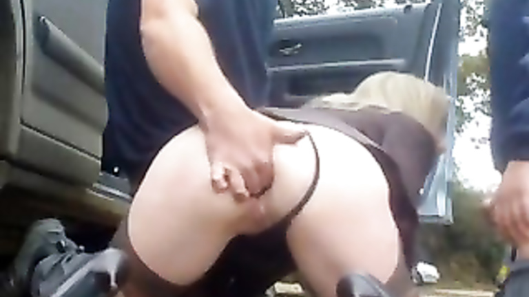 British dogging milf