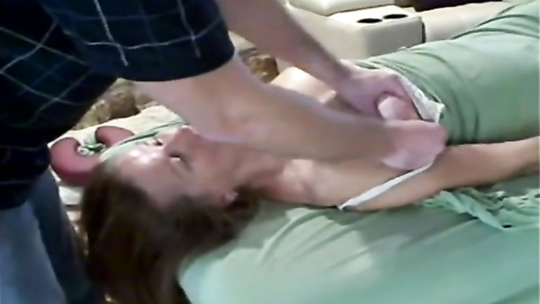 Sexy naked big boobs