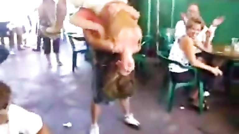 Asian Flashing Tits Public