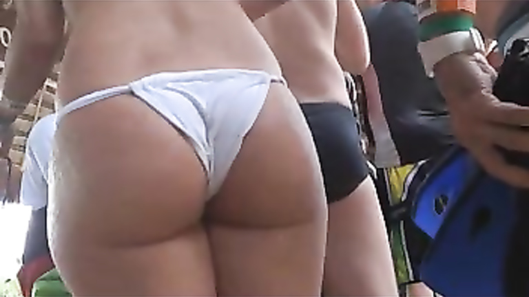 Tight bikini ass pics