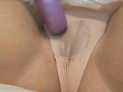 Arousing masturbation of the cutest amateur girl