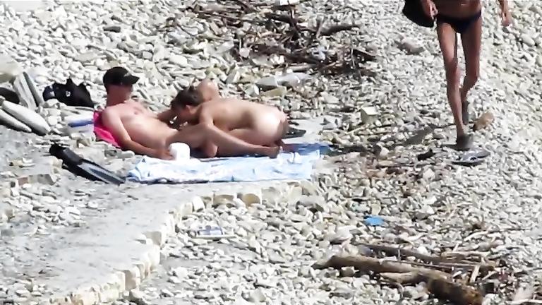 Naked beach chubby girls