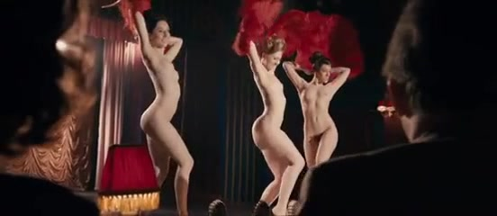 Obviously were dance naked show