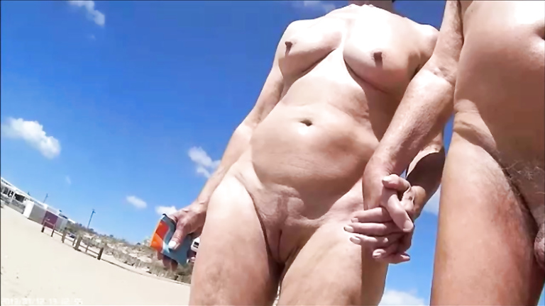 Nude mature beach holiday authoritative
