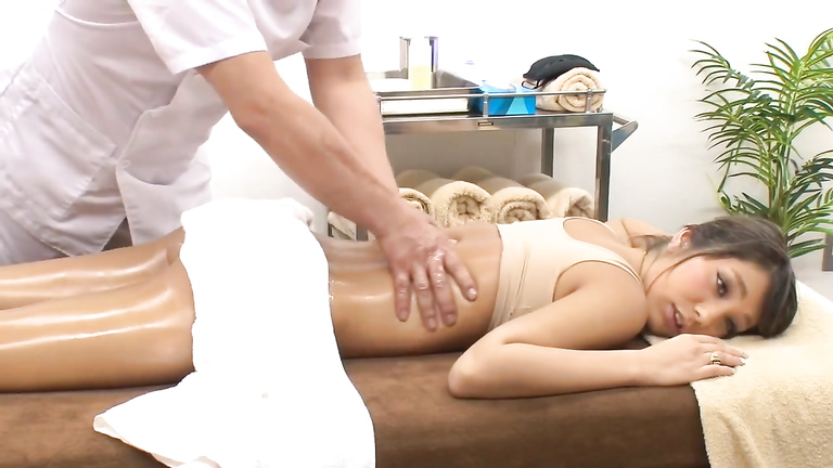 full body exotic massage