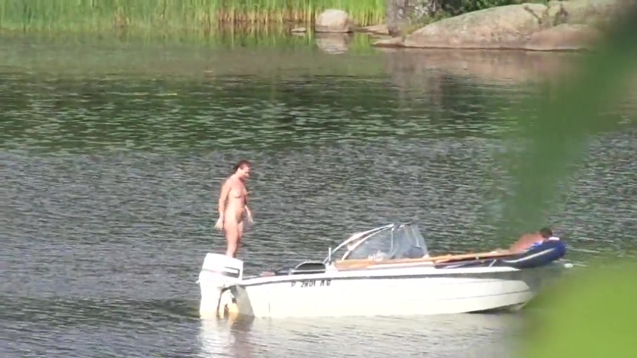 Nudest boating 2