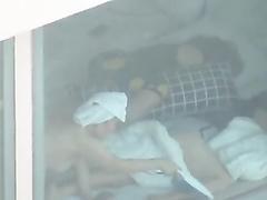Korean chicks were filmed while being fast asleep