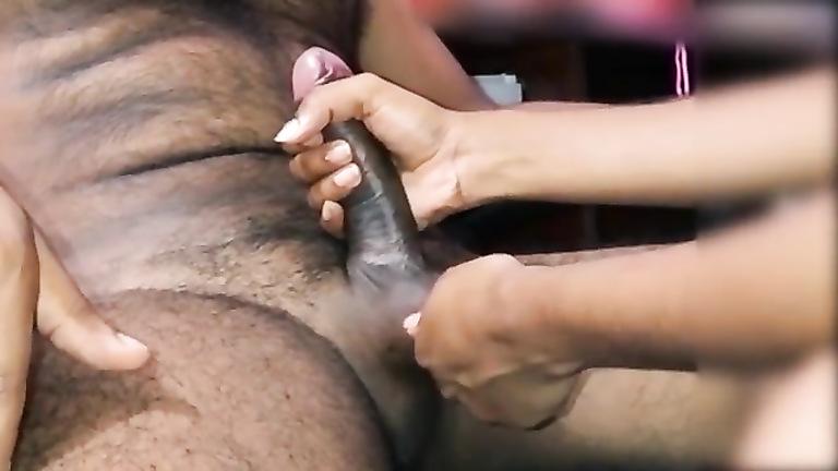 Oil Massage Fingering Orgasm