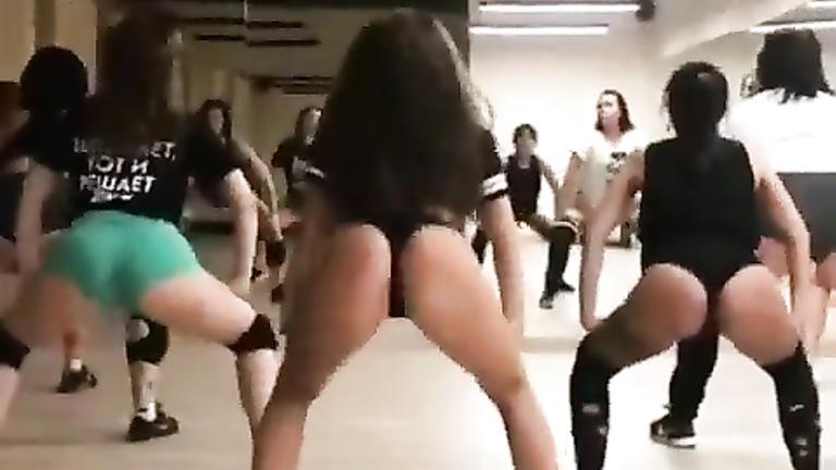 Horny asses