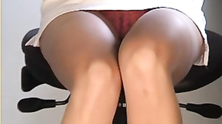 Lingerie femdom drilled shorts
