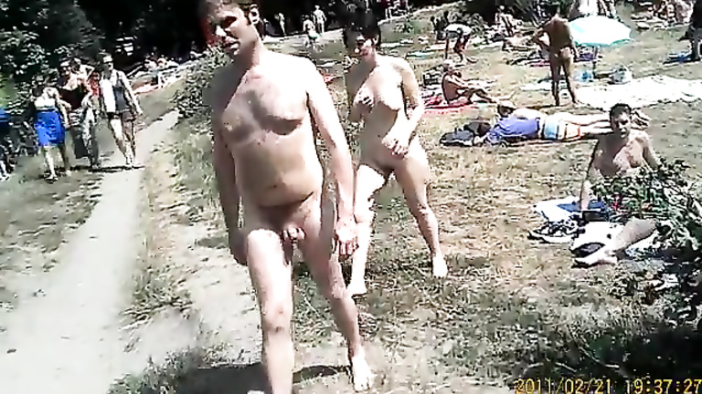 Delirium, opinion americas largest nudist colony right The remarkable