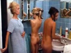 Beautiful naked ladies in juicy scenes from Hollywood movie