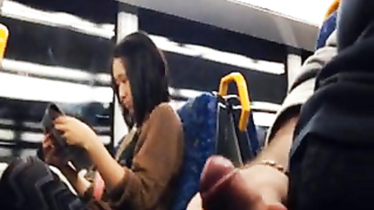Foursome Sex Public Train