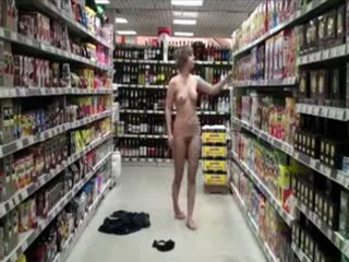 Something is. Amateur store nude