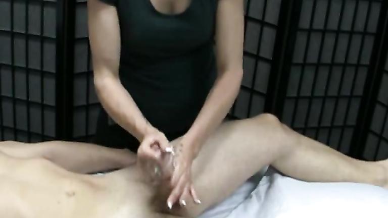 Stroke my penis