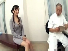 Japanese beauty wants a naughty massage