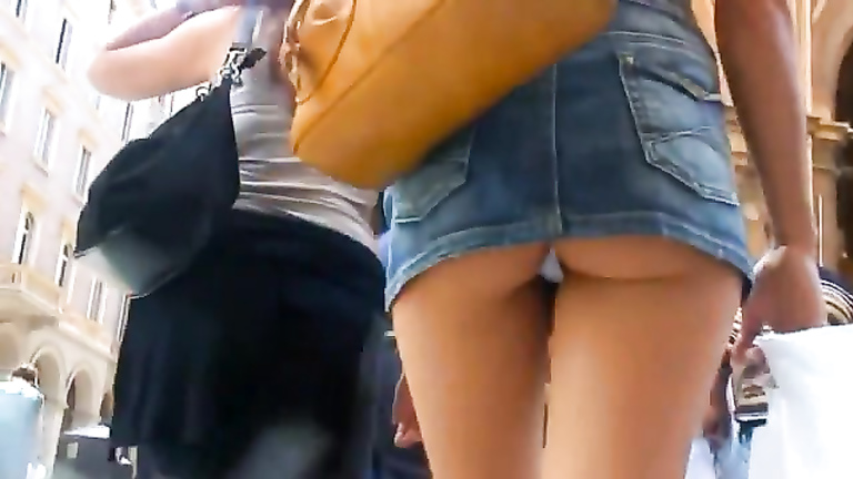 Best of Upskirts At Mall Voyeur Accidental