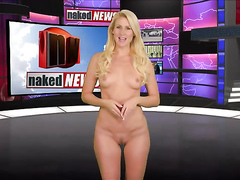 Very informative compilation with lots of nude TV presenters