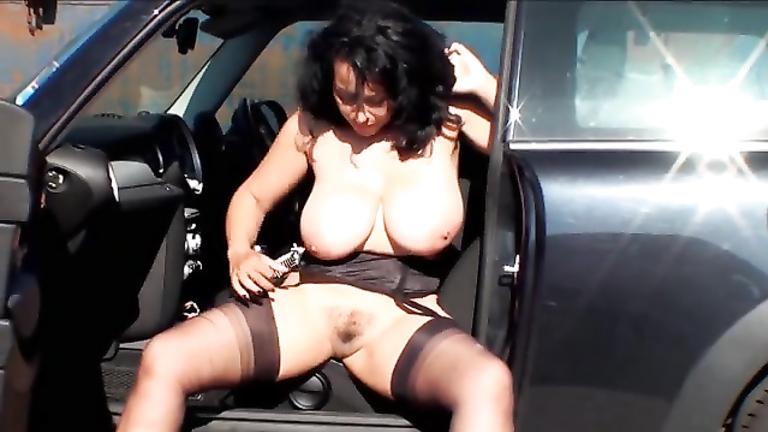 big tits strapse