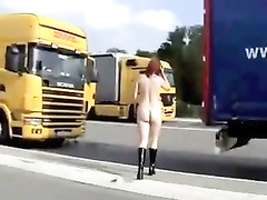 Truckers and prostitutes copulate in hot compilation