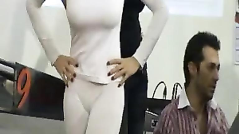 cameltoe model
