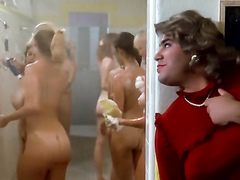 Cross-dressing man infiltrates the girls locker room