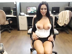 Getting naked in the office