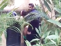 Arab students get caught in doggystyle copulating