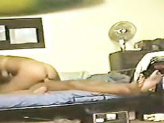 Vintage cock ride with the wife on top