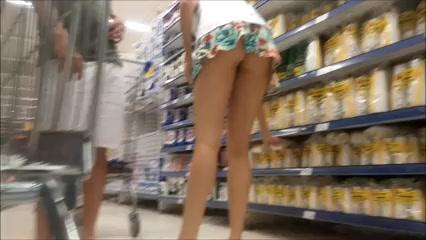 Clothes store voyeur