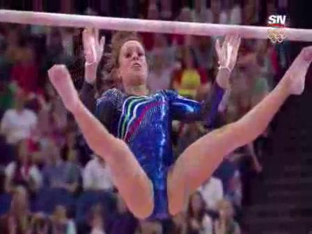 Consider, Tight leotard gymnastics pussy pity, that