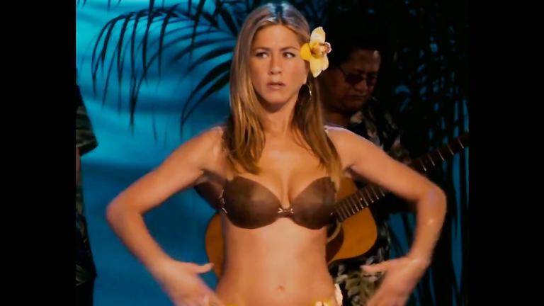 Jennifer Aniston has a crazy sexy body